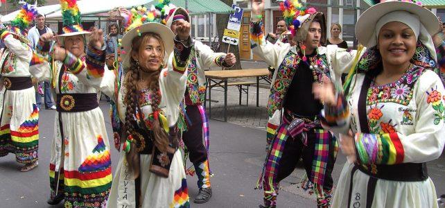 Samen Indische Buurt festival